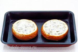 Жульен из шампиньонов в булочке: Фаршируем булочки грибным жульеном